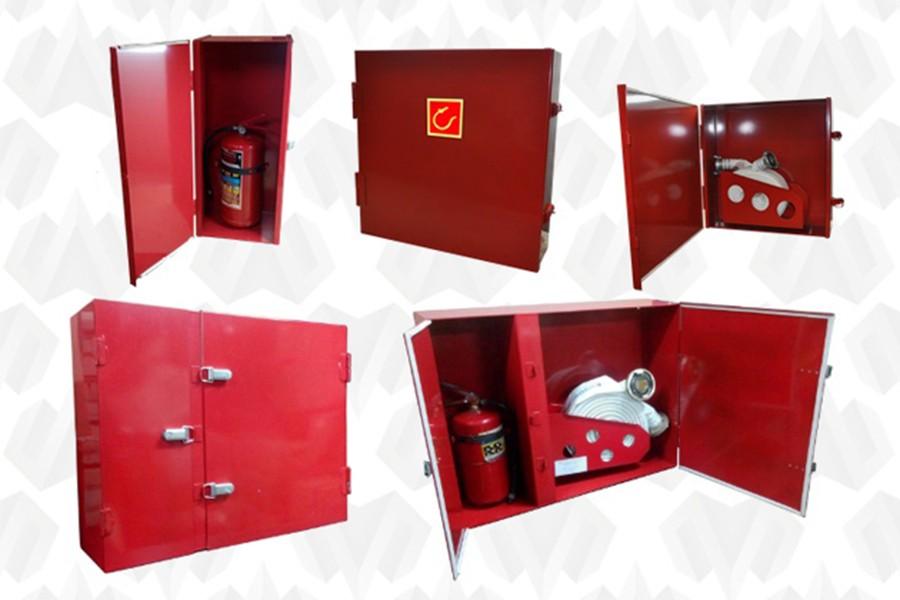Шкафы пожарные для открытых площадок с сертификатом РМРС