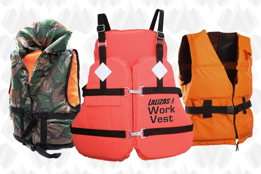 Спасательные жилеты рабоче-страховочные