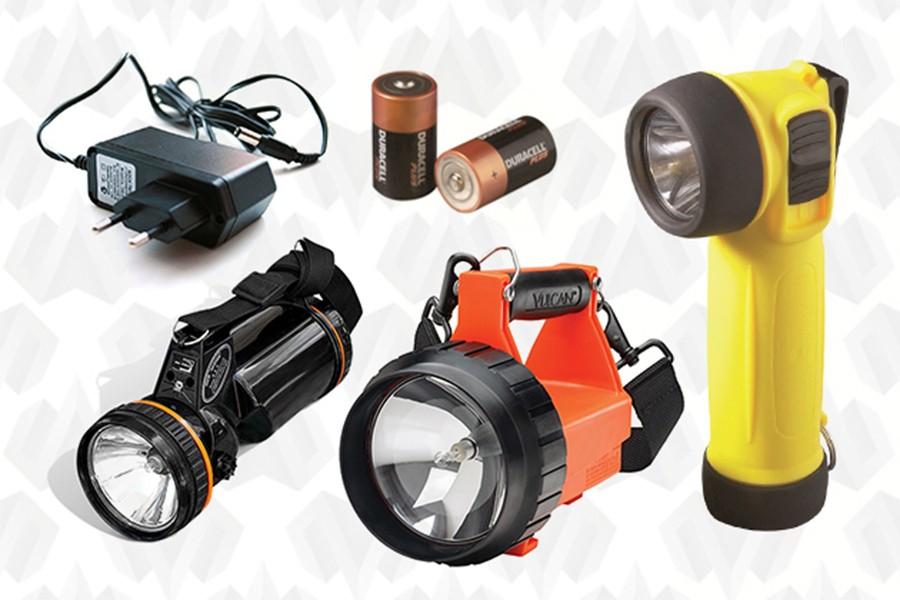 Фонари и осветительные приборы