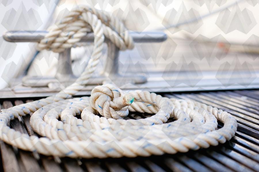 Синтетические и растительные судовые канаты