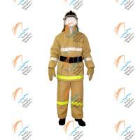 Комплект боевой одежды пожарного